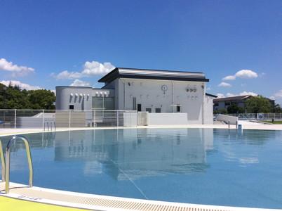 実績:水島中央公園水泳プール