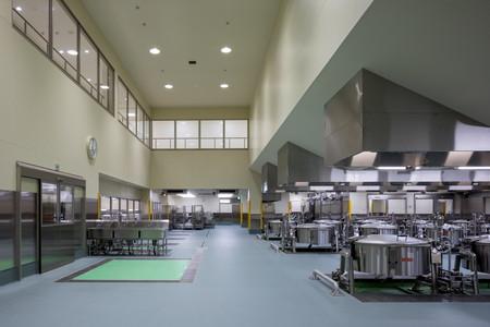 実績:倉敷市立倉敷中央学校給食共同調理場