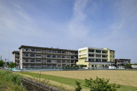 実績:倉敷市立東陽中学校
